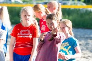Barn elsker leken og variert trening
