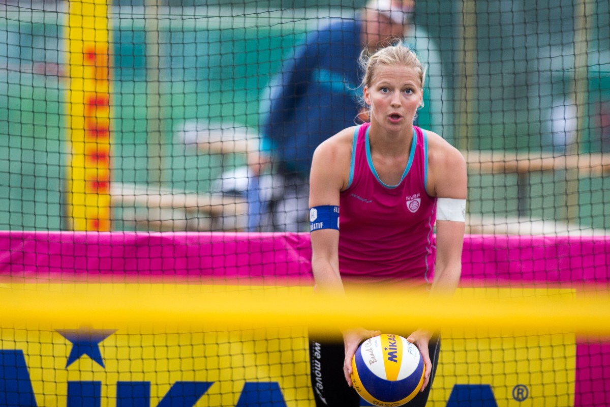 Visualisering for volleyball