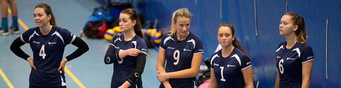 Volleyball vokser mest blant jenter på videregående iUSA