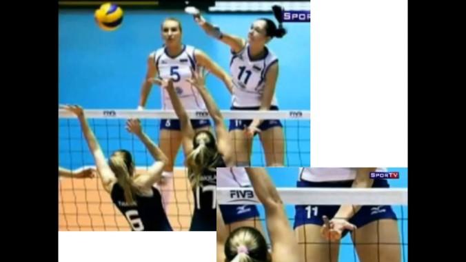 Gamova hadde en uvanlig fingerposisjon når Russland vant VM i 2010. Nå er spørsmålet om Russland vil revansjere seg mot USA som søndag brøt seiersrekken på 17 strake VM-kamper uten tap.
