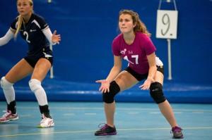 TVN er i en særstilling i Norge for volleyball i videregående skoler.