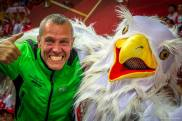 Peter Bjerg Jørgensen på studietur i Polen