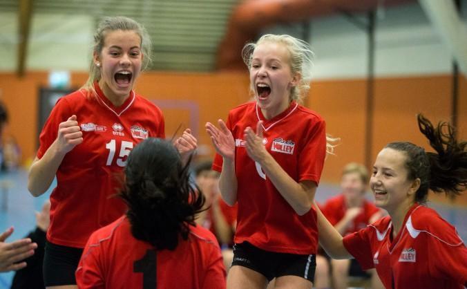Oslo Volley jubler over ny Klubbhåndbok