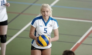 Susann Jægtnes Bech fra NM 2012.