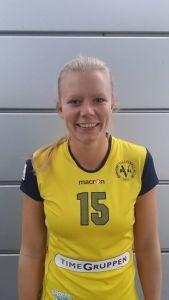 Julie Mikaelsen - nå i Brøndbydrakt