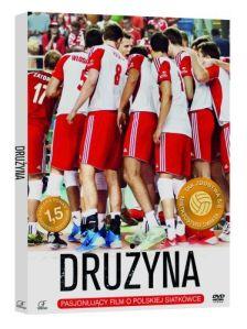 Drużyna (DVD) - Polsk (engelske tekster)