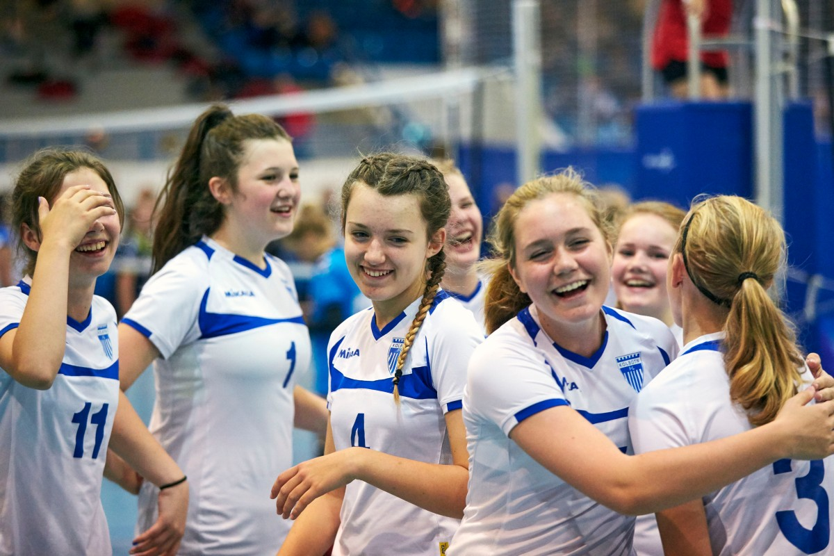 Volleyball og kunnskapsløftet