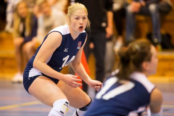 Norge får nok en gang på plass en kvinnelig proffspiller når Mari Aase Hole går til Allianz MTV Stuttgart.