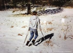 Cassidy Lichtman fikk beskjed som niåring at hun aldri kunne gå igjen