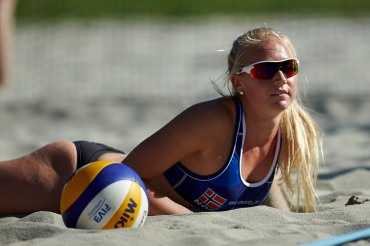Victoria Faye Kjølberg var langt nede etter finaletapet
