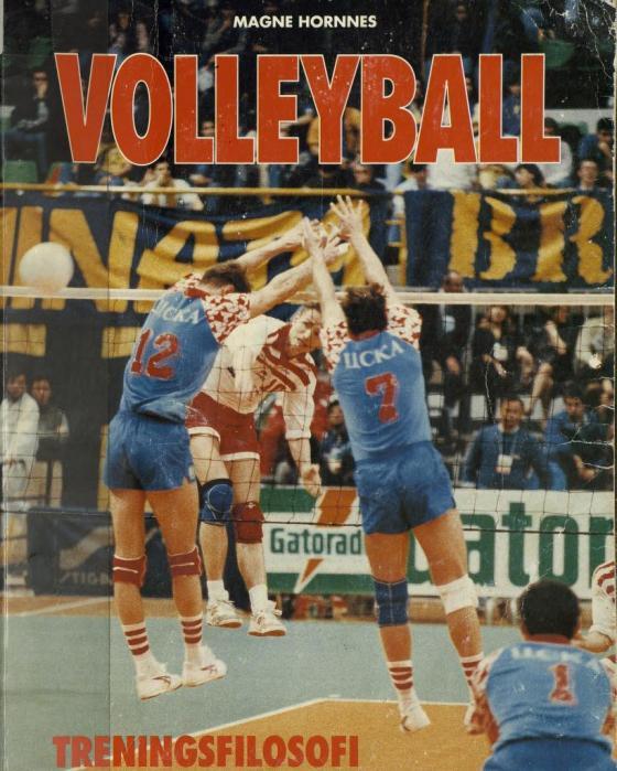 Volleyball : treningsfilosofi og teknikktrening