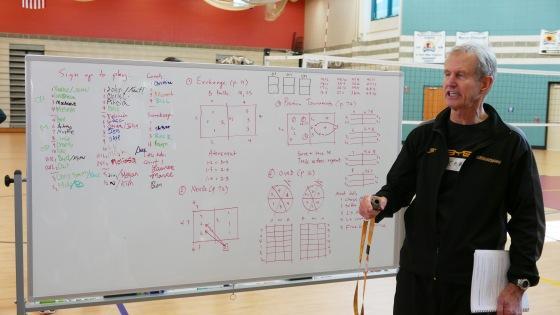 Carl McGown har gjort sin siste GMS volleyballklinikk. Siden starten i 1985 har hans arbeid i stor grad påvirket måten vi trener volleyball.