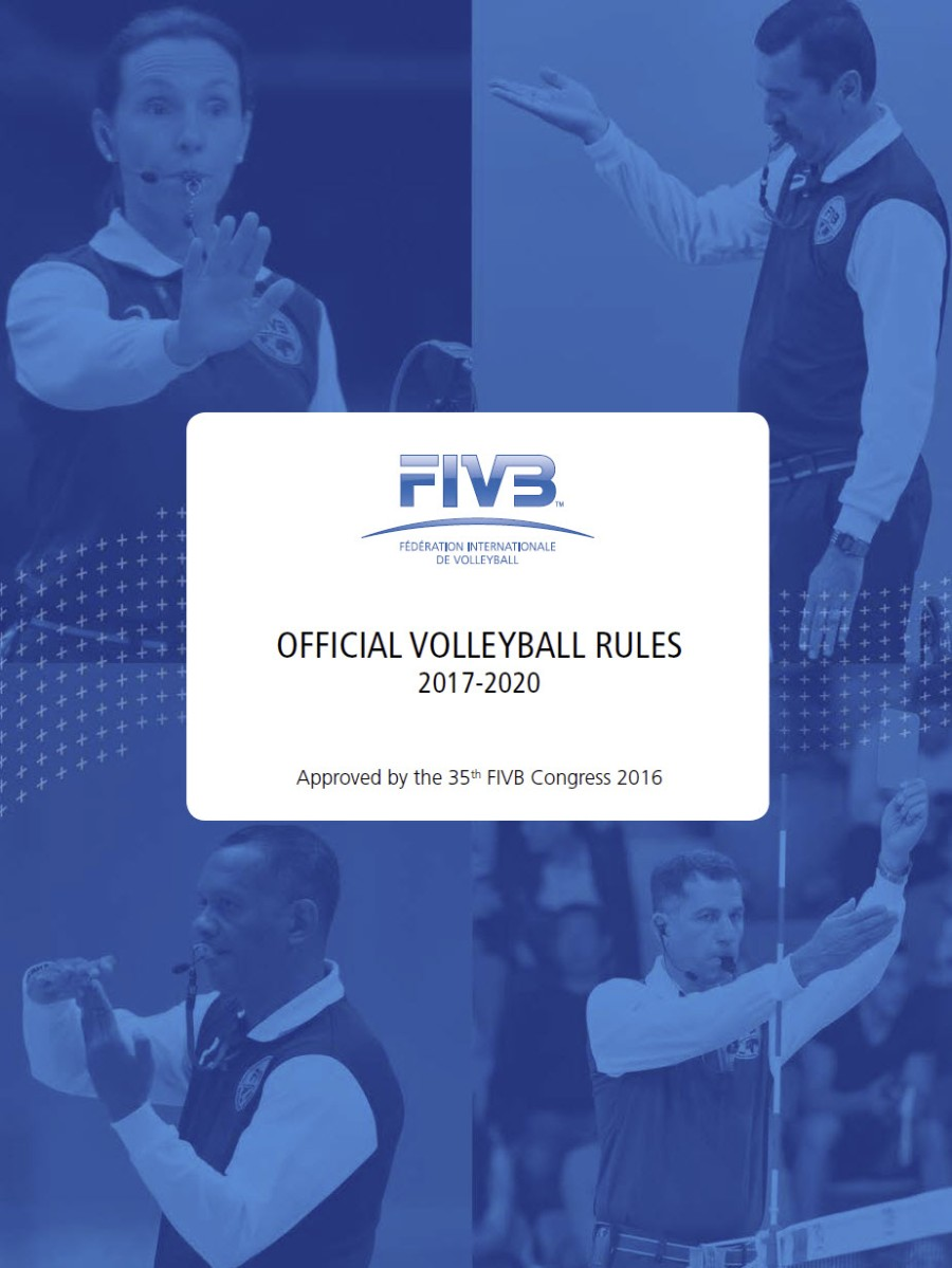 FIVB volleyballregler 2017-2020 (pdf)