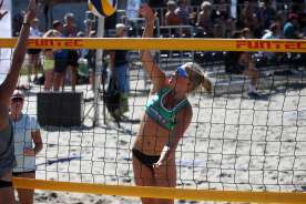 NM U19 Sandvolleyball Dag 2109
