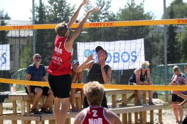 NM U19 Sandvolleyball Dag 2119