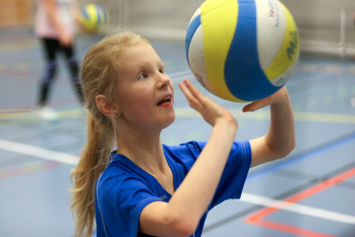 Sesongstart for Minivolley i Øst